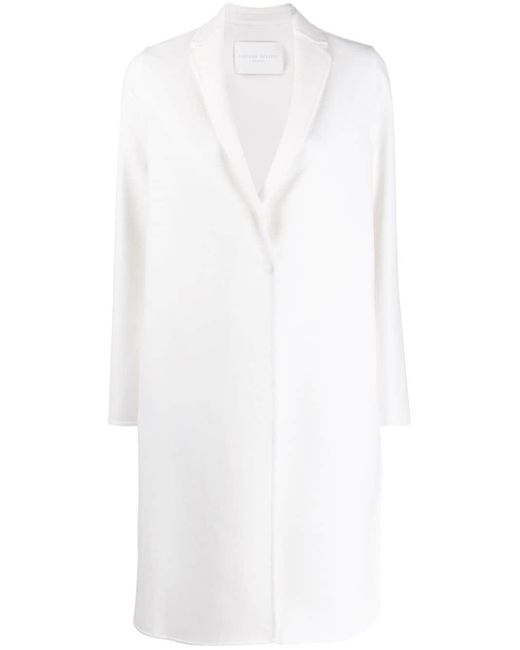 Fabiana Filippi オーバーサイズ ロングコート White