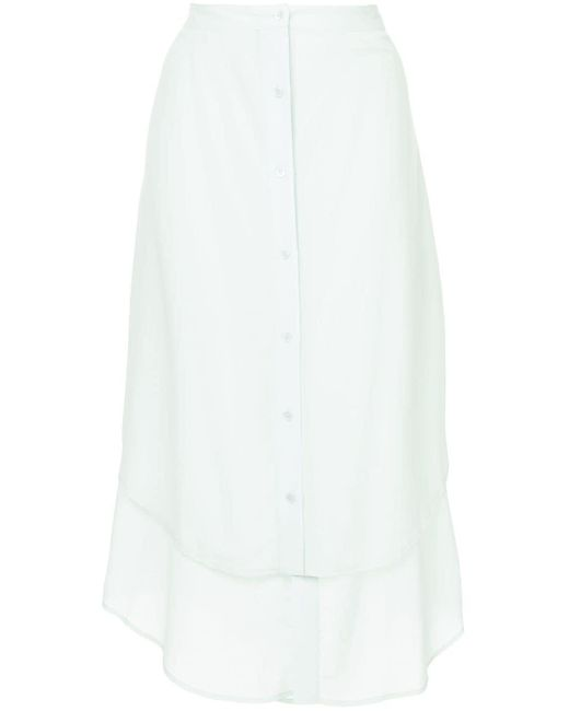 Sies Marjan レイヤードスカート White