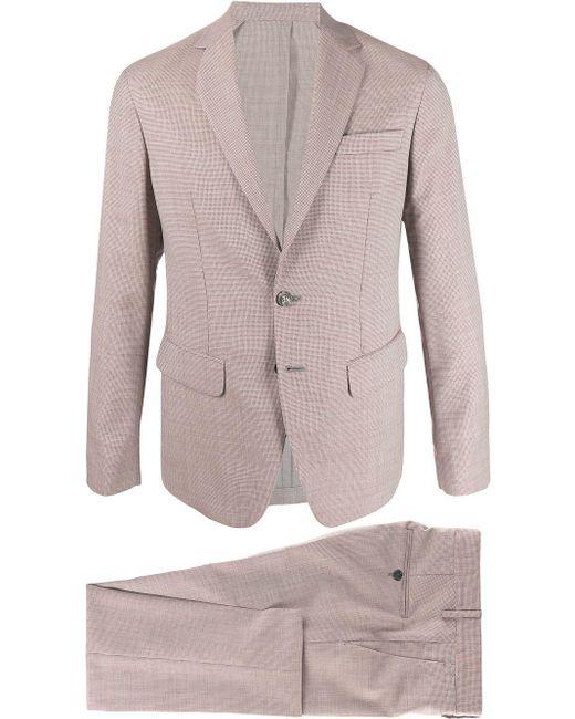 メンズ DSquared² ツーピース シングルスーツ Multicolor