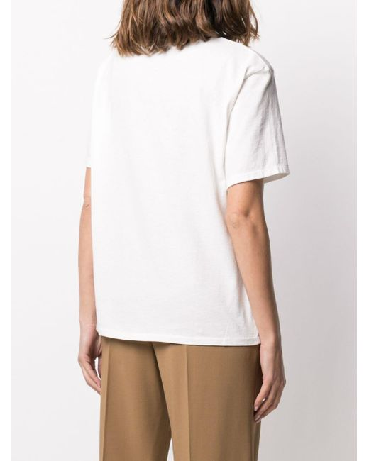 Our Legacy グラフィック Tシャツ White