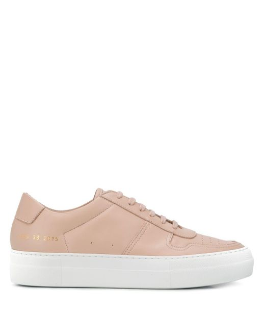 Common Projects Bball スニーカー Pink