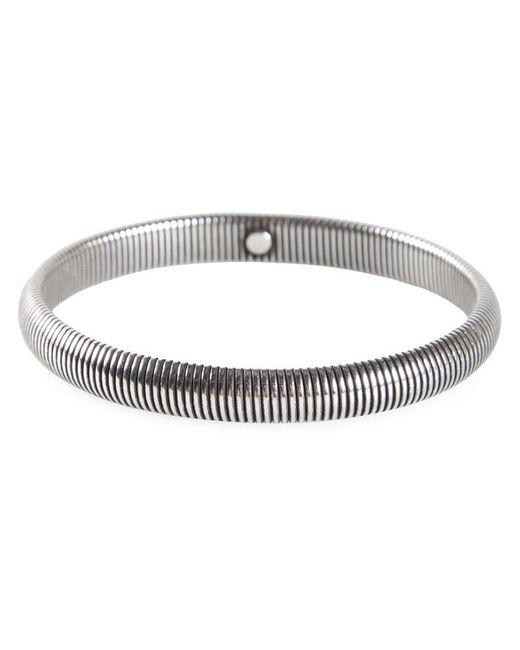Janis Savitt | Metallic Narrow Cobra Bracelet | Lyst