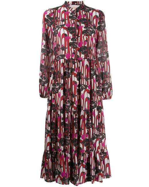 LaDoubleJ Boho ドレス Pink