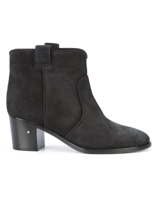 Laurence Dacade | Black Ankle Boots | Lyst