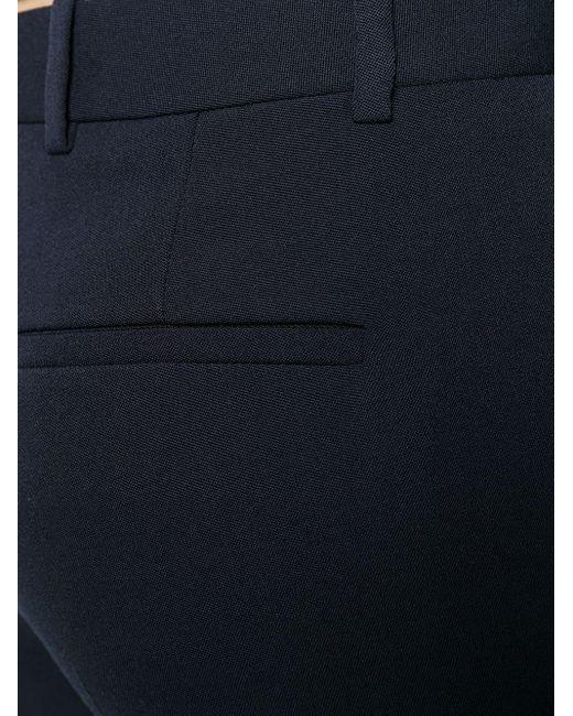 Givenchy テーラード スリムパンツ Blue