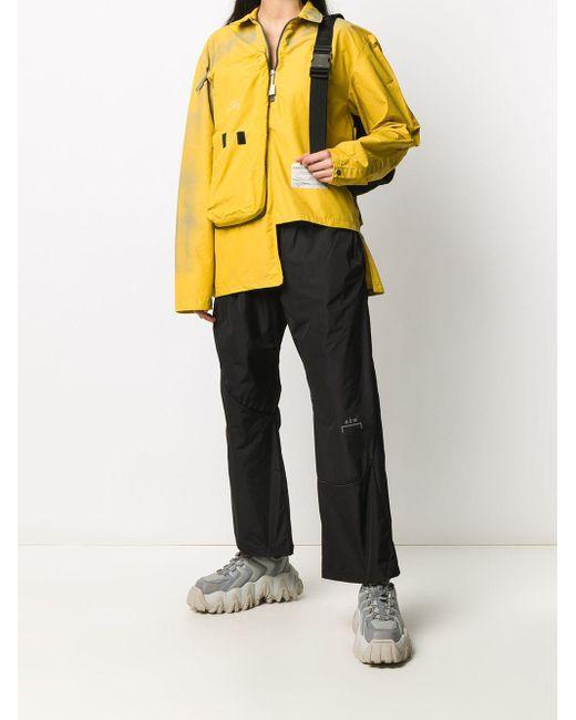 A_COLD_WALL* ジップポケット ジャケット Yellow