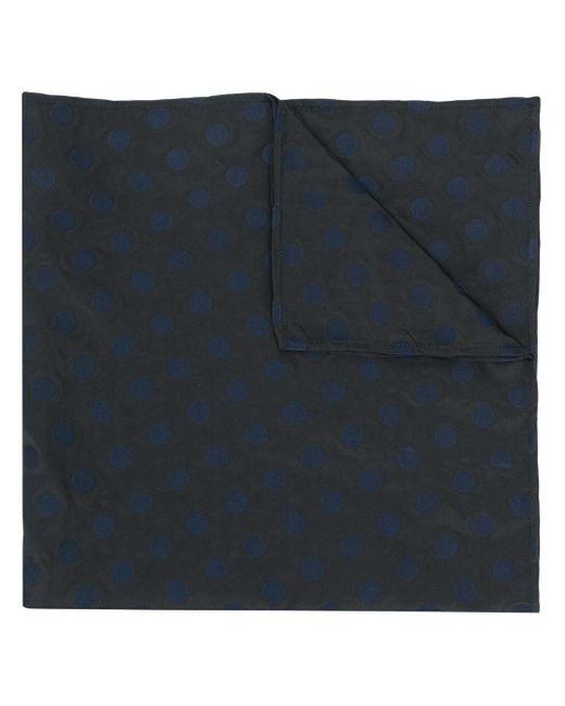 Miu Miu エンブロイダリースカーフ Blue