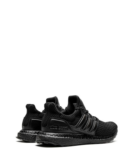 Adidas Rubber X Manchester United Ultraboost Sneakers In Black For Men Lyst
