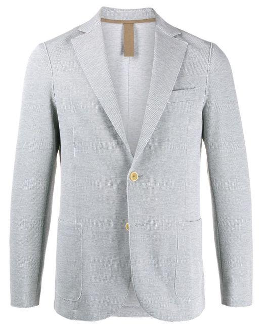 メンズ Eleventy シングルジャケット Gray