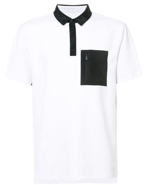 Aztech Mountain - White Maroon Creek Polo Shirt for Men - Lyst