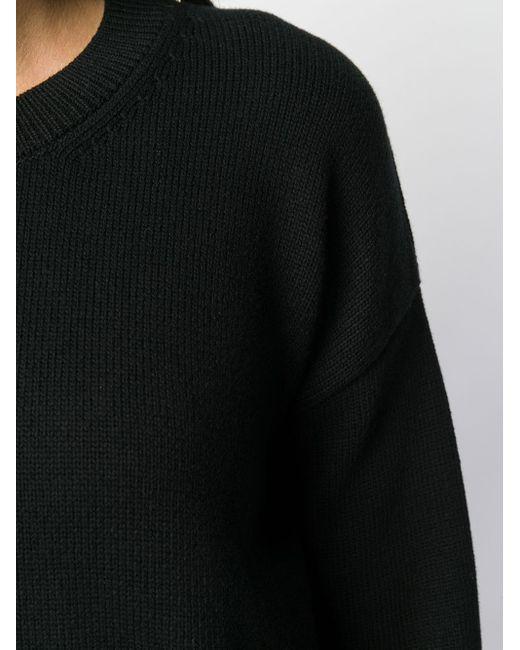 Maglione con logo di KENZO in Black