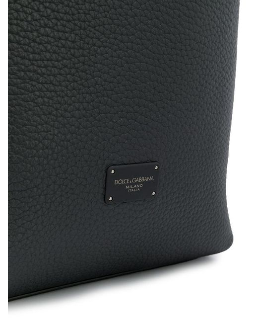 メンズ Dolce & Gabbana ベルトバッグ Black