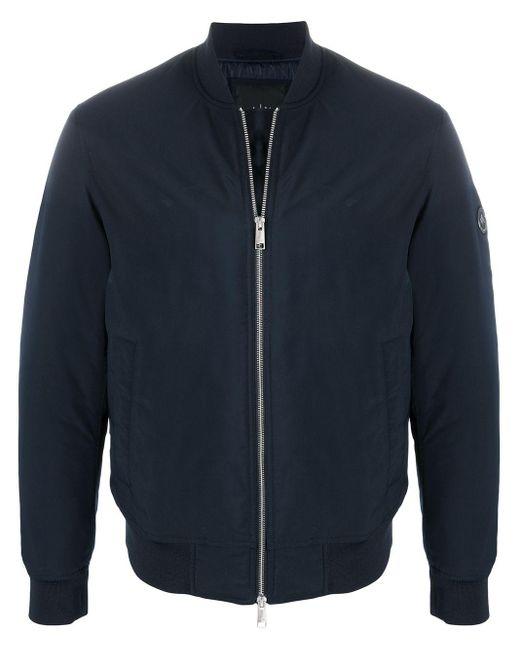 メンズ Armani Exchange ボンバージャケット Blue