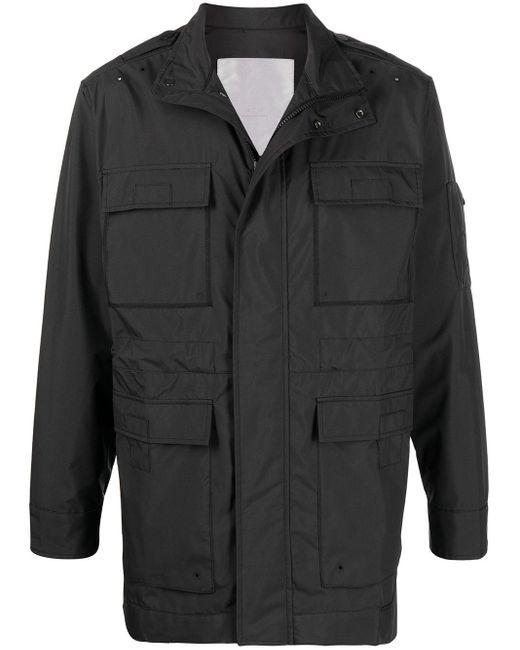 メンズ A_COLD_WALL* カーゴジャケット Black