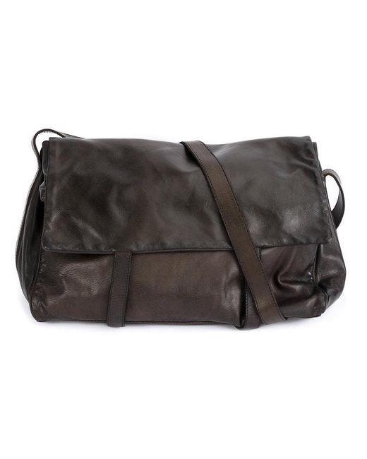 Numero 10 - Brown Edmonton Messenger Bag for Men - Lyst