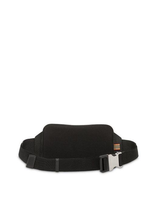 Поясная Сумка С Логотипом Burberry, цвет: Black