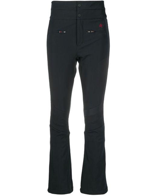 Pantaloni svasati a vita alta di Perfect Moment in Black