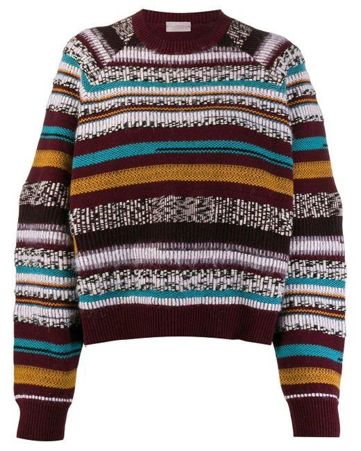 Mrz ストライプ セーター Multicolor