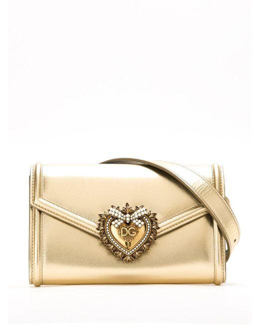 Dolce & Gabbana Sacred Heart ベルトバッグ Multicolor