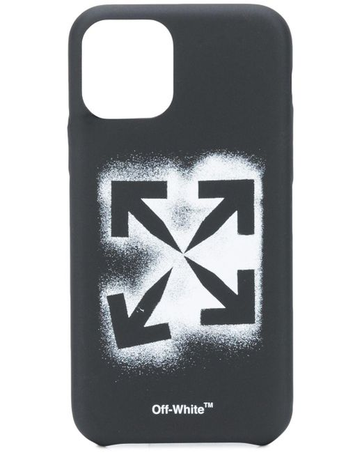 Чехол Для Iphone 11 Pro С Логотипом Arrows Off-White c/o Virgil Abloh для него, цвет: Black