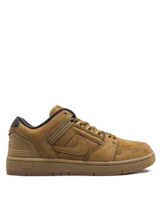 Nike Sb Air Force 2 Prm スニーカー Brown