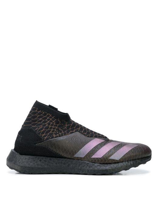 メンズ Adidas ソックススニーカー Black