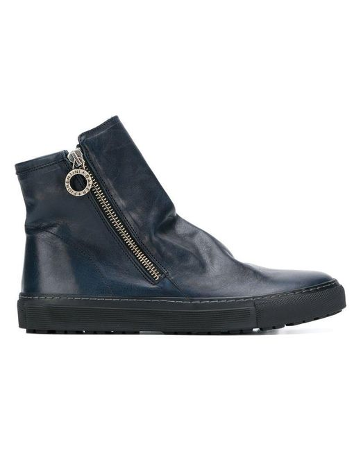 Fiorentini + Baker - Blue Biso Ankle Boots - Lyst