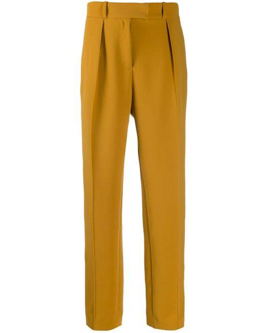 A.P.C. テーラードパンツ Yellow