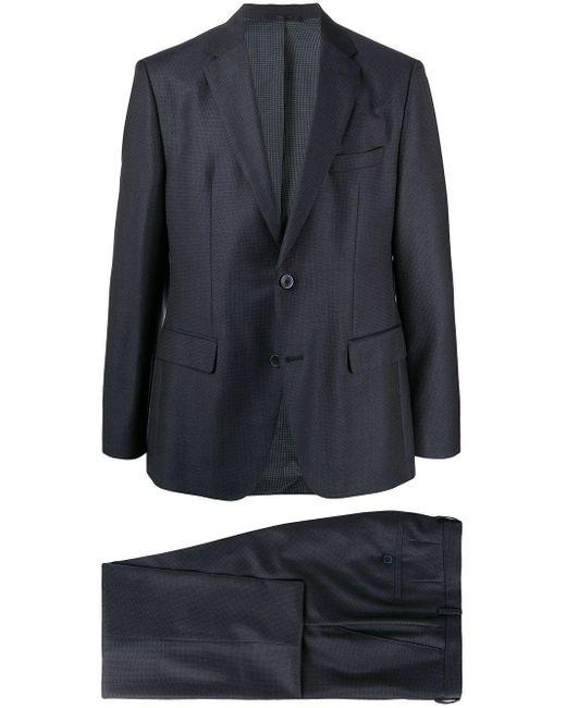 メンズ BOSS by Hugo Boss シングルスーツ Blue