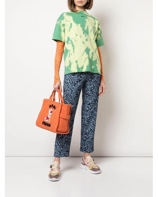 Marc Jacobs Traveler ハンドバッグ S Orange