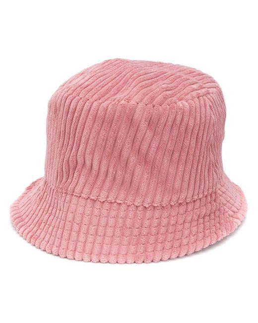 メンズ Isabel Marant コーデュロイ バケットハット Pink