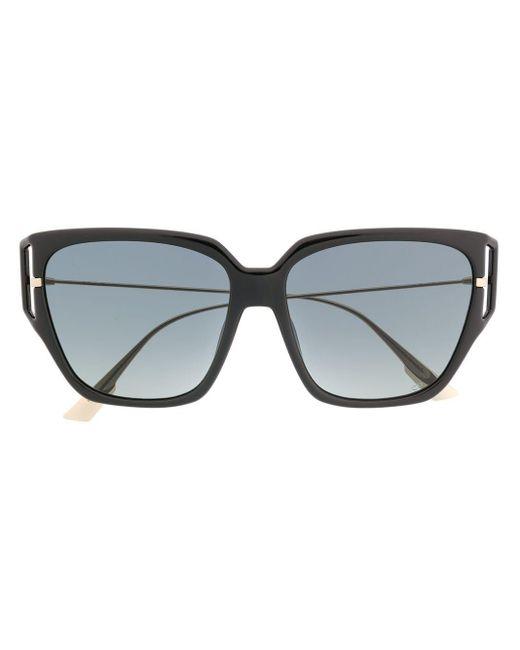 Солнцезащитные Очки Direction Dior, цвет: Black