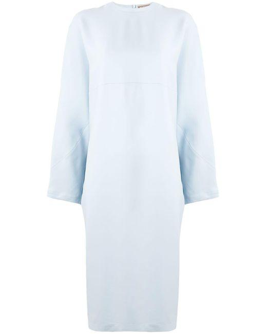 Nehera Dassel ロングスリーブ ドレス Blue