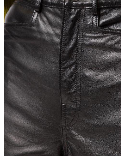 Кюлоты С Завышенной Талией PROENZA SCHOULER WHITE LABEL, цвет: Black