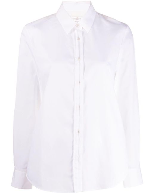 Camisa casual Golden Goose Deluxe Brand de color White
