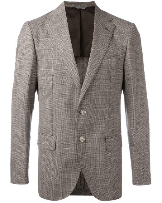 メンズ Fashion Clinic テーラードジャケット Gray