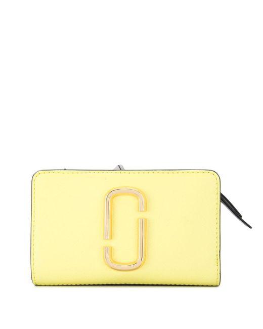 Marc Jacobs Snapshot 財布 Yellow