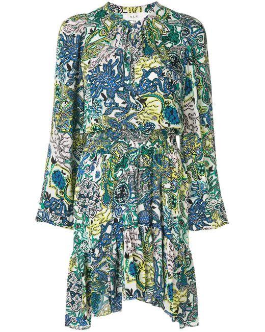 A.L.C. Sidney ドレス Multicolor
