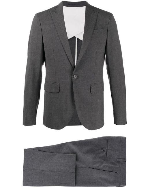 メンズ DSquared² Tokyo ツーピース スーツ Gray