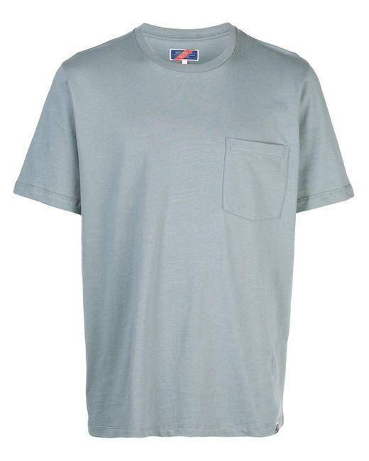 メンズ Best Made Company ポケット Tシャツ Blue