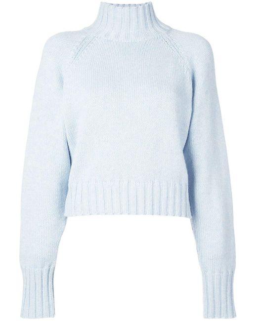 Proenza Schouler タートルネック セーター Blue