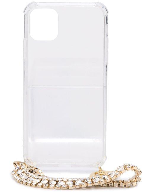 Rosantica Iphone 11 Pro ケース White