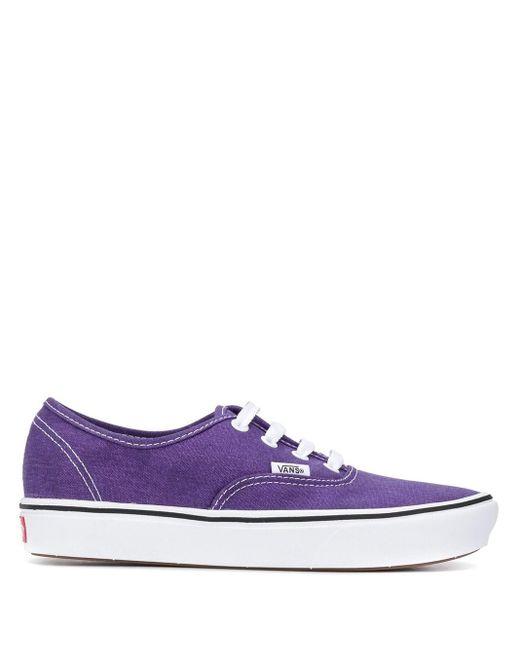 Vans Ua Comfycush Authentic スニーカー Purple