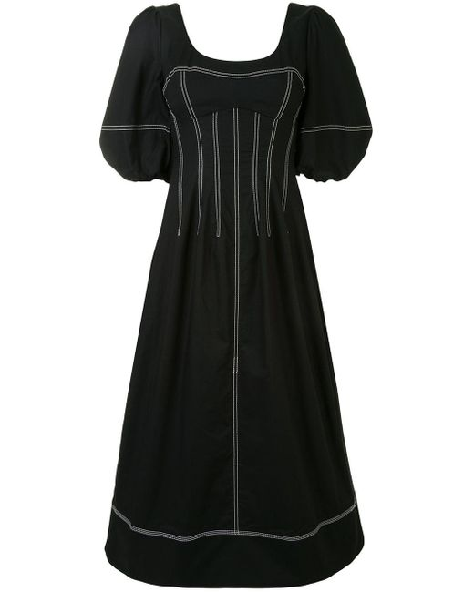 Jonathan Simkhai Lena ドレス Black