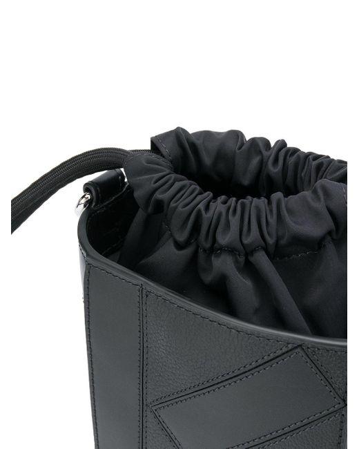 KENZO Kube バケットバッグ ナノ Black