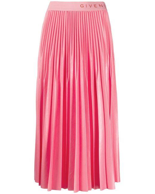 Givenchy ミディスカート Pink