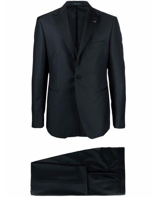 メンズ Tagliatore ディナースーツ Black