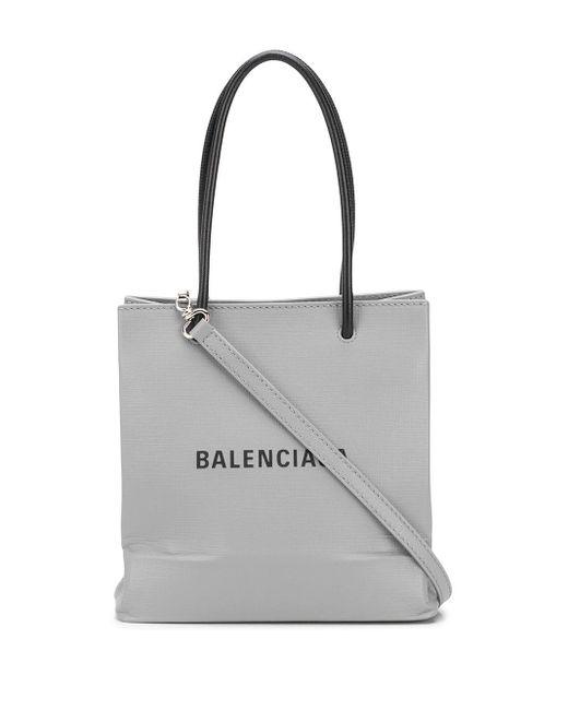 Balenciaga ショッピング トートバッグ Gray