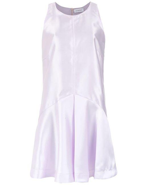 Olympiah Magno ドレス Purple
