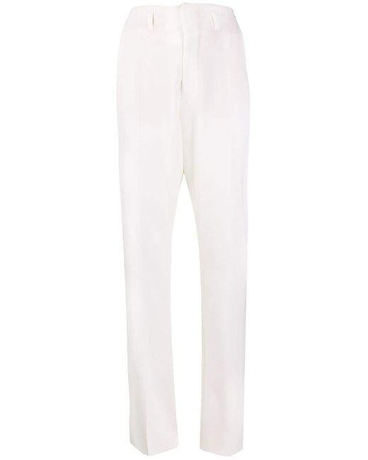 Isabel Marant Amaya ウールパンツ White